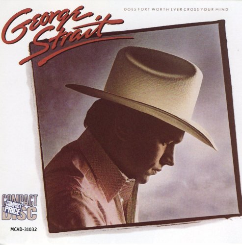 George Strait The Fireman cover art
