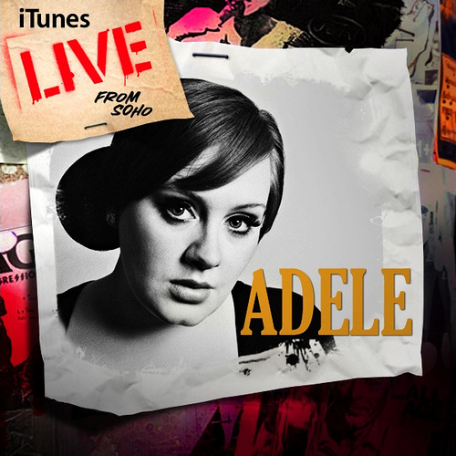 Adele Fool That I Am cover art