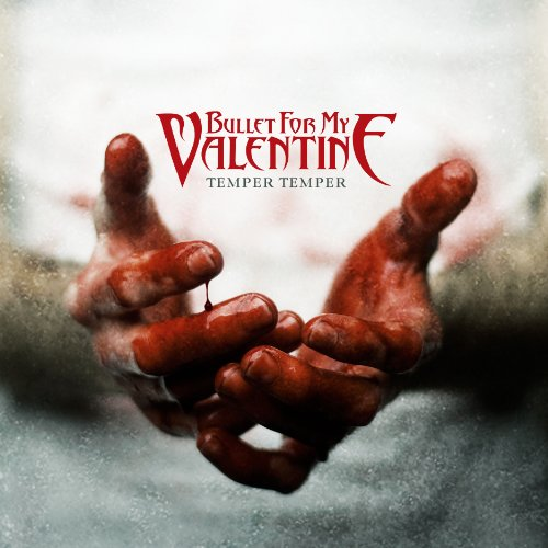 Bullet for My Valentine Leech cover art