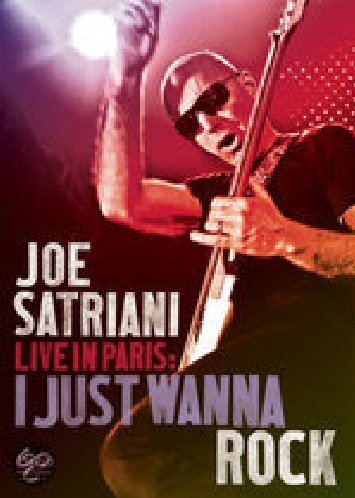 Joe Satriani Luminous Flesh Giants cover art