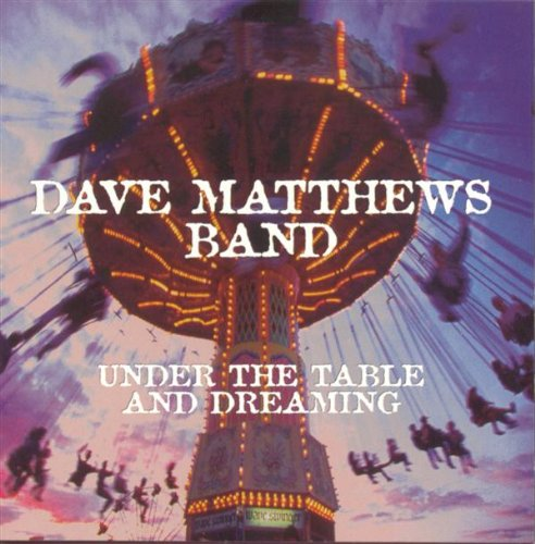Dave Matthews Band Warehouse cover art