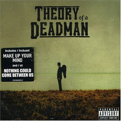 Theory Of A Dead Man Invisible Man cover art
