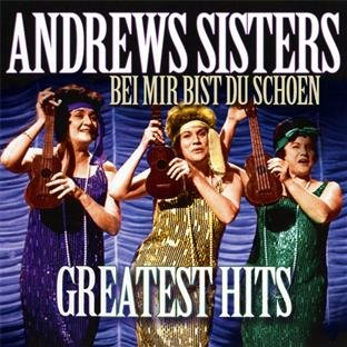 The Andrews Sisters Beat Me Daddy, Eight To The Bar cover art