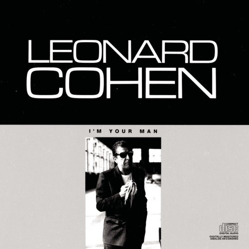 Leonard Cohen I'm Your Man cover art