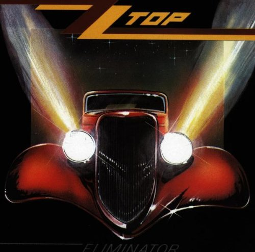 ZZ Top Sharp Dressed Man cover art