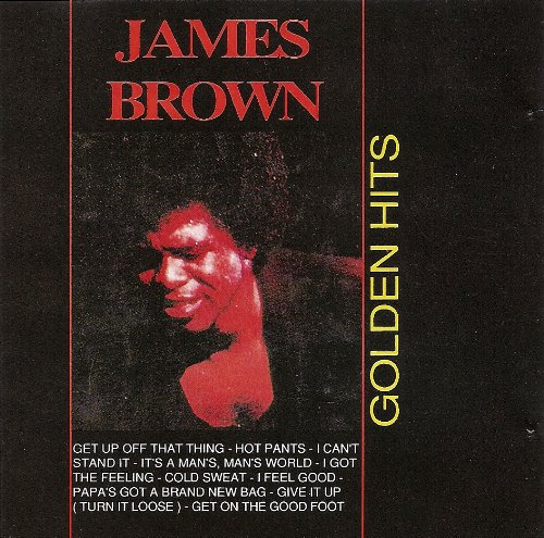 James Brown It's A Man's Man's Man's World cover art