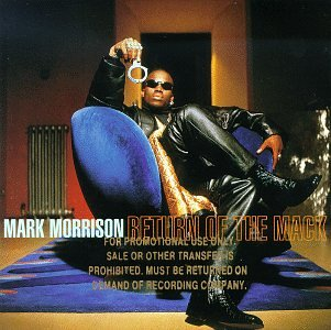 Mark Morrison Return Of The Mack cover art
