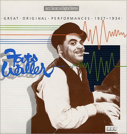 Fats Waller Handful Of Keys cover art