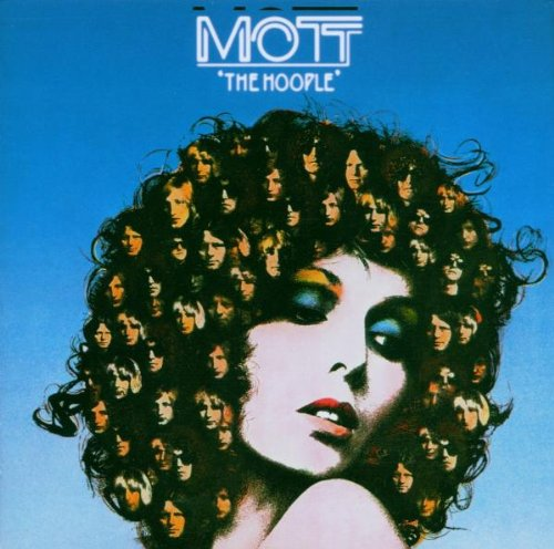 Mott The Hoople Roll Away The Stone cover art