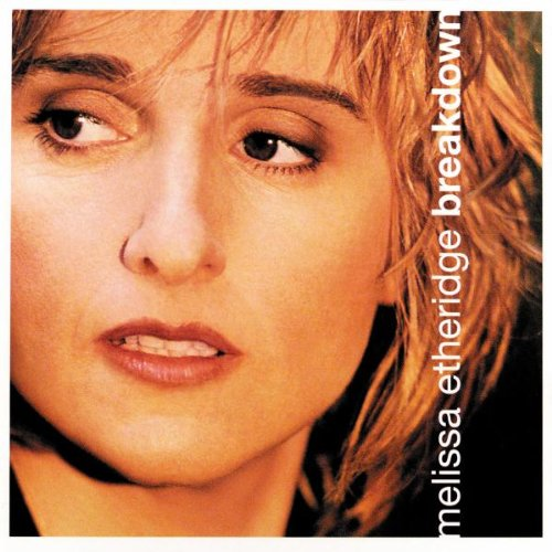 Melissa Etheridge Mama I'm Strange cover art