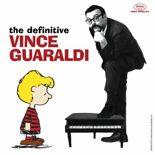 Vince Guaraldi Christmas Is Coming cover art