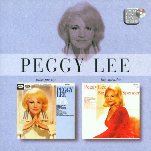 Peggy Lee My Love Forgive Me (Amore Scusami) cover art