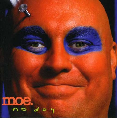 moe. Moth cover art