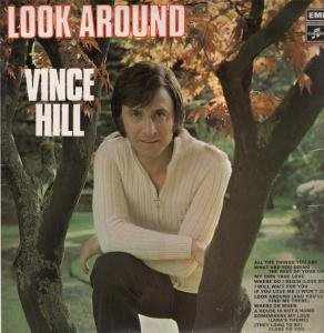 Vince Hill Look Around (And You'll Find Me There) cover art