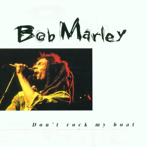 Bob Marley Don't Rock The Boat cover art