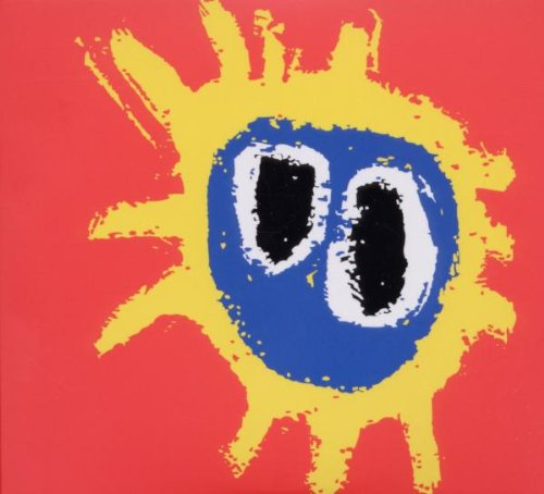 Primal Scream Movin' On Up cover art