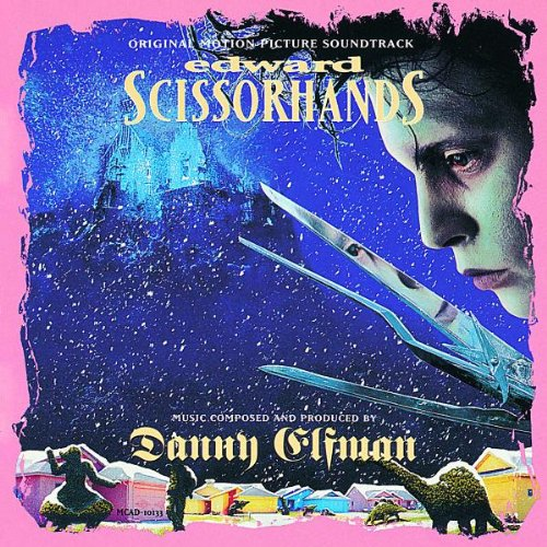 Danny Elfman Introduction (Titles) (from Edward Scissorhands) cover art