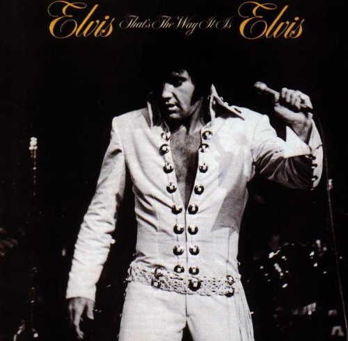 Elvis Presley I Just Can't Help Believin' cover art