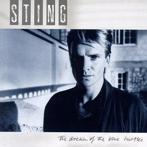 Sting Consider Me Gone cover art
