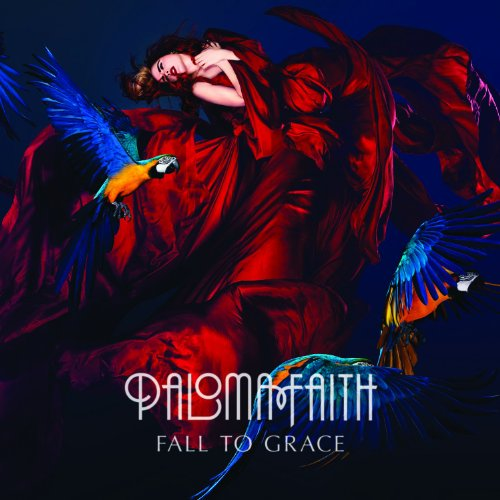Paloma Faith Black And Blue cover art
