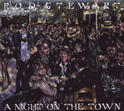 Rod Stewart The First Cut Is The Deepest cover art