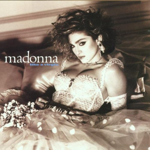 Madonna Dress You Up cover art