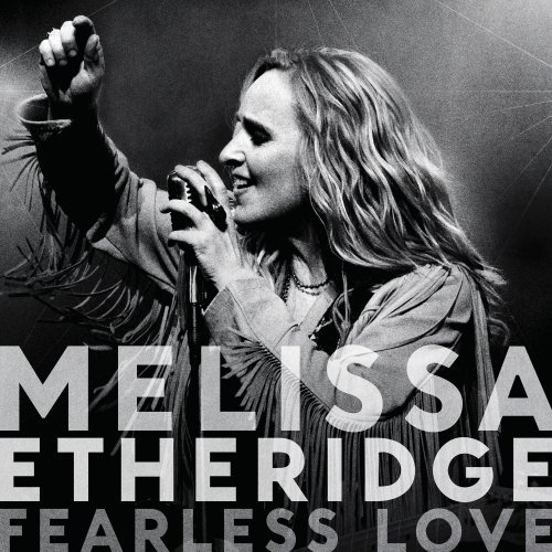 Melissa Etheridge Nervous cover art