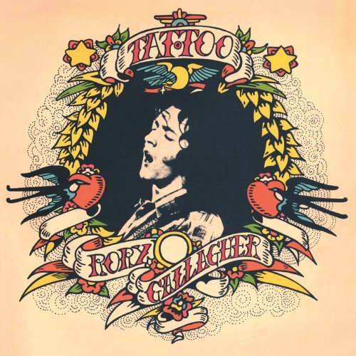 Rory Gallagher Who's That Coming cover art