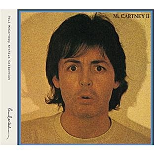 Paul McCartney Summer's Day Song cover art