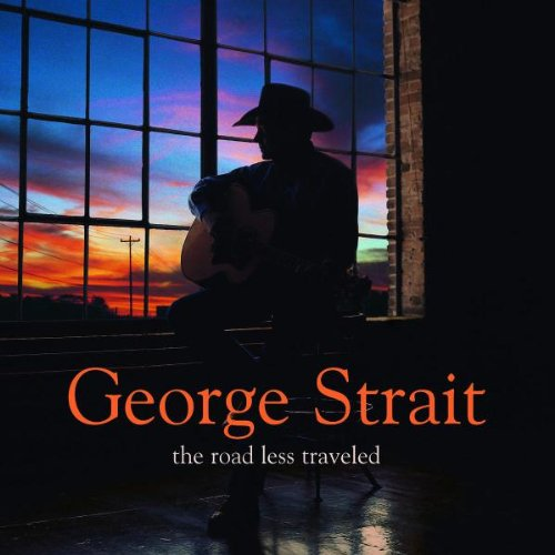 George Strait Run cover art