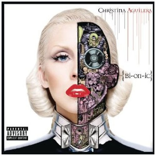 Christina Aguilera Elastic Love cover art