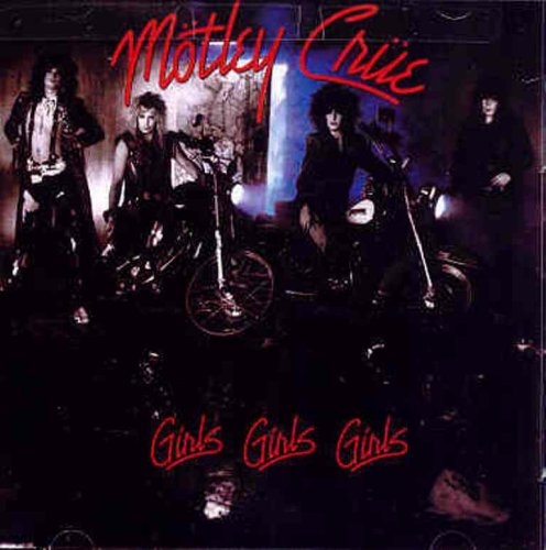 Motley Crue Bad Boy Boogie cover art