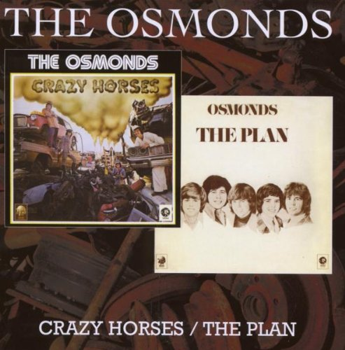 The Osmonds - Crazy Horses Lyrics - YouTube
