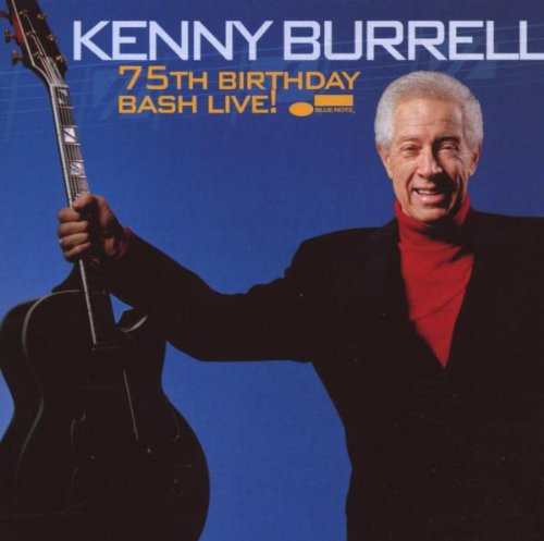 Kenny Burrell I'll Close My Eyes cover art