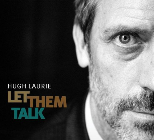 Hugh Laurie The Whale Has Swallowed Me cover art