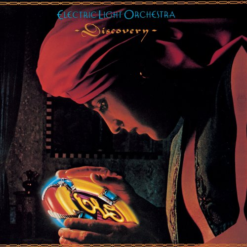 Electric Light Orchestra Shine A Little Love cover art