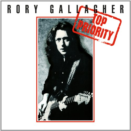 Rory Gallagher Nothing But The Devil cover art
