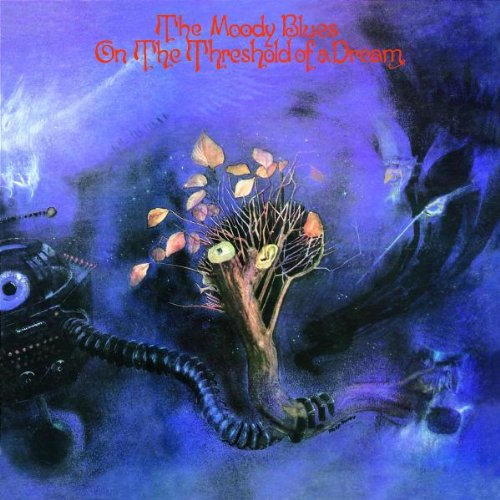 The Moody Blues Never Comes The Day cover art