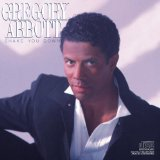Shake You Down sheet music by Gregory Abbott