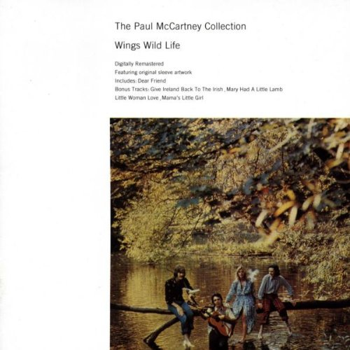 Paul McCartney & Wings Bip Bop cover art