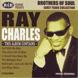 Ray Charles Shake A Tail Feather cover art