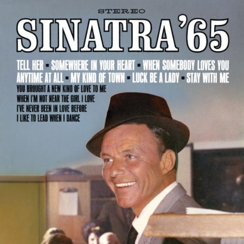Frank Sinatra Luck Be A Lady cover art