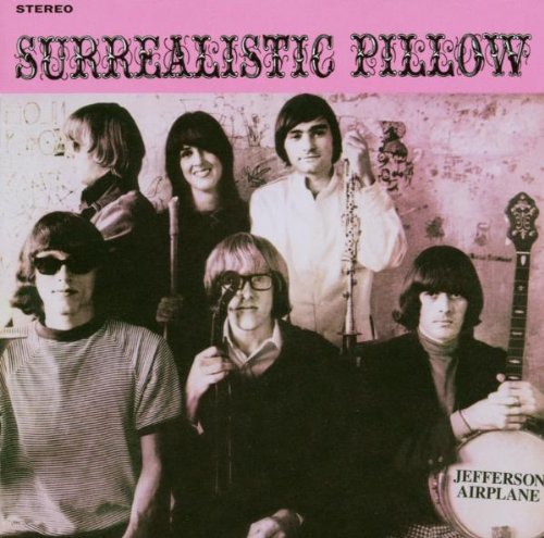 Jefferson Airplane Embryonic Journey cover art