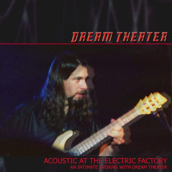 Dream Theater The Silent Man cover art