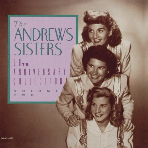 The Andrews Sisters I Didn't Know The Gun Was Loaded cover art