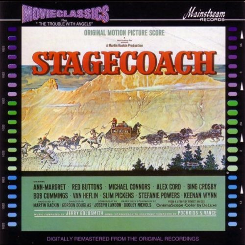 Jerry Goldsmith Main Title cover art
