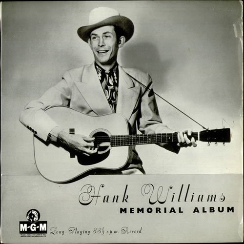 Hank Williams Kaw-Liga cover art