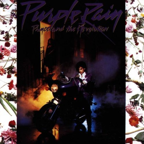 Prince Purple Rain cover art