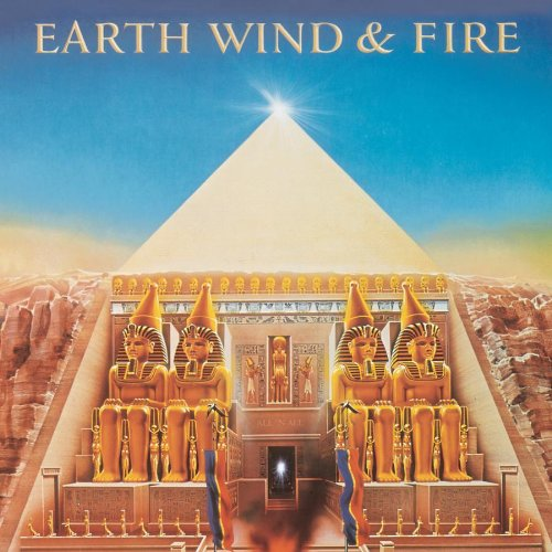 Earth, Wind & Fire Fantasy cover art