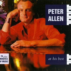 Peter Allen If You Were Wondering cover art
